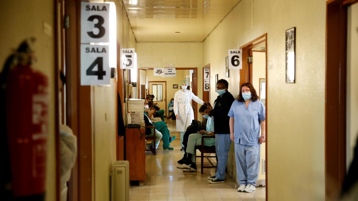 Portugal : nombre record d'infections quotidien au Covid-19