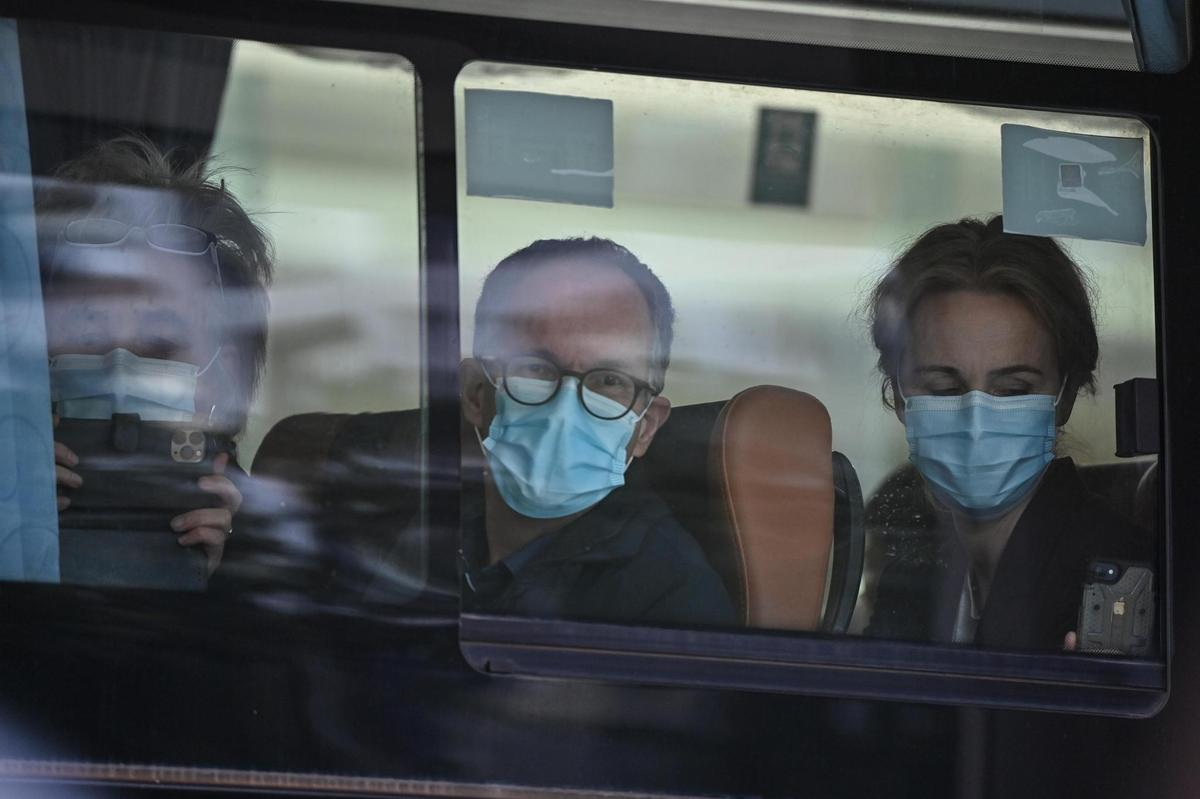 Chine : Des proches de victimes du coronavirus empêchés de se confier à des experts de l'OMS