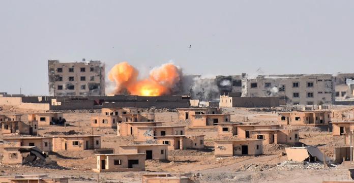 Au moins 57 morts dans des raids israéliens à l'Est de la Syrie