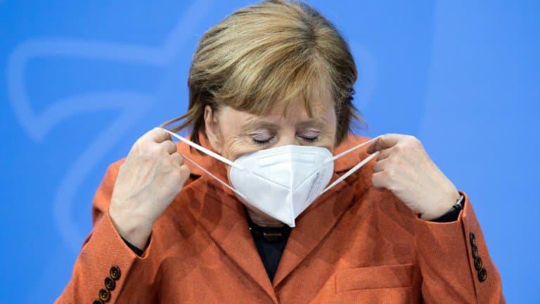 L'Allemagne dépasse la barre des trois millions de cas de Covid-19