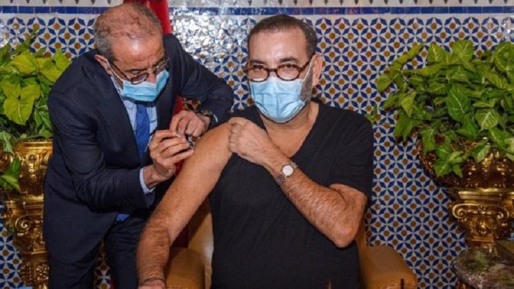 Covid-19 : Le Roi Mohammed VI donne le coup d'envoi à la vaccination de près de 30 millions de Marocains