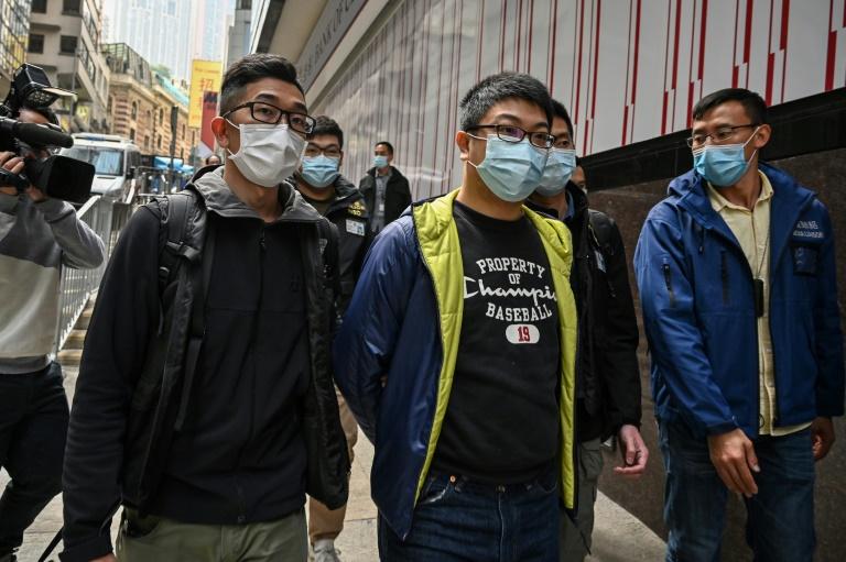 Hong Kong : arrestation d'une cinquantaine de figures de l'opposition prodémocratie