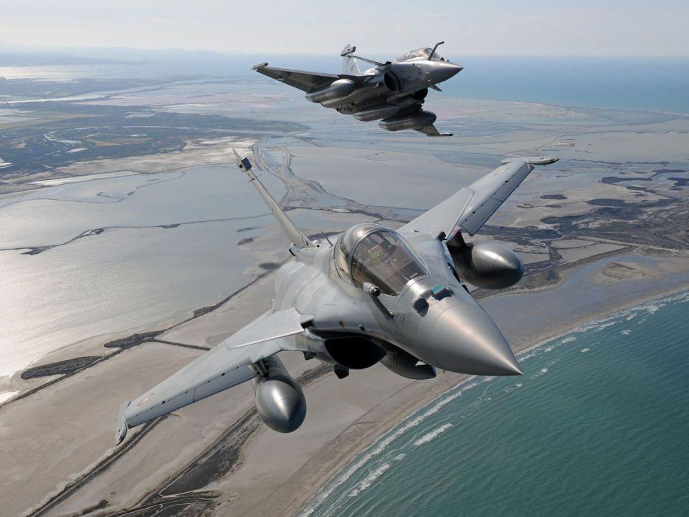 La Grèce commande 18 avions de chasse Rafale pour 2.5 milliards d'euros