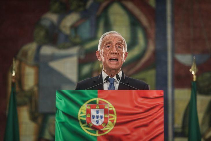 Le président portugais Marcelo Rebelo de Sousa réélu pour un nouveau mandat