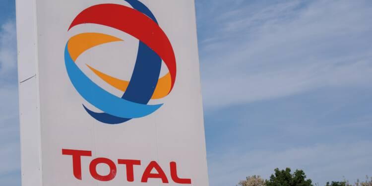 Total rafle un permis d'exploration de gaz naturel en Egypte