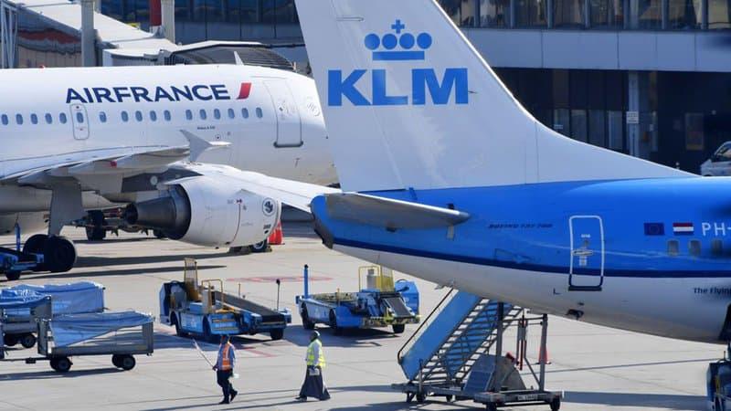 Année 2020 catastrophique pour Air France-KLM