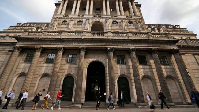 L'économie britannique ne rebondira pas comme attendu en 2021