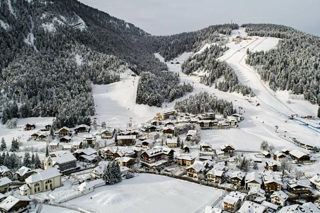 Covid-19 : Le gouvernement italien maintient la fermeture des stations de ski