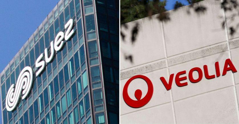 France : Veolia fait une offre publique d'achat de près de 8 milliards d'euros sur Suez