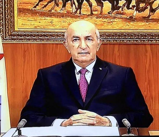 Algérie : Le président Tebboune annonce la dissolution du Parlement et des élections anticipées