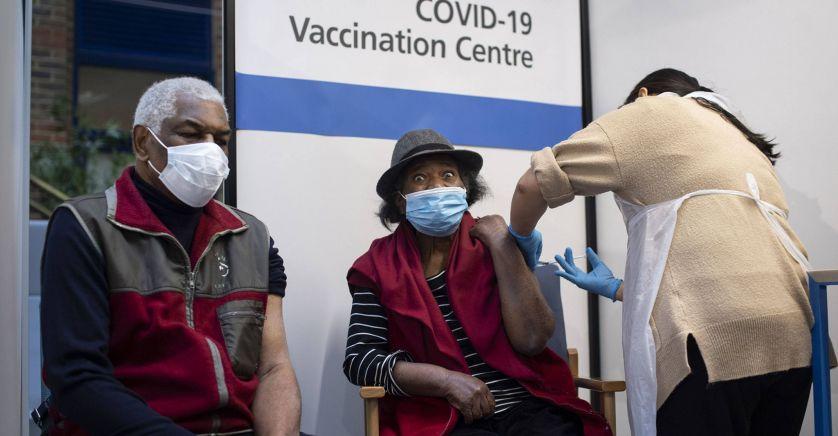 Le Royaume-Uni a vacciné plus de 15 millions de ses habitants contre le Covid-19