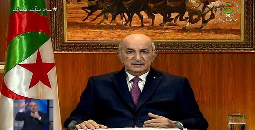 Le président algérien Tebboune fixe au 12 juin les élections législatives anticipées
