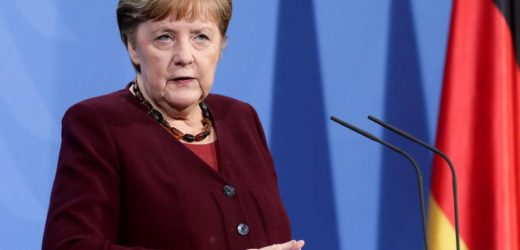 Allemagne : Merkel envisage une prolongation des mesures anti-coronavirus jusqu'en avril