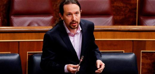 Espagne : Le chef de file de la gauche radicale quitte le gouvernement de coalition