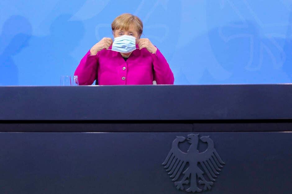 Covid-19 : Merkel annonce un déconfinement progressif en Allemagne