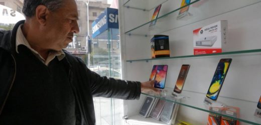 La Syrie suspend les importations des téléphones portables donnant la priorité aux produits de base