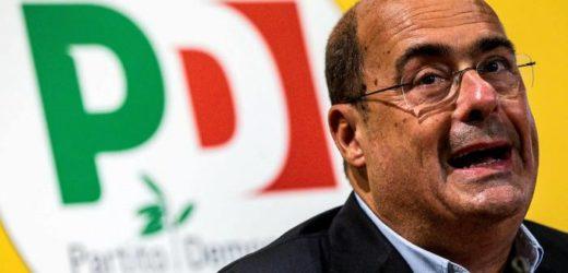 Italie : Démission du chef du Parti Démocrate membre de la coalition gouvernementale