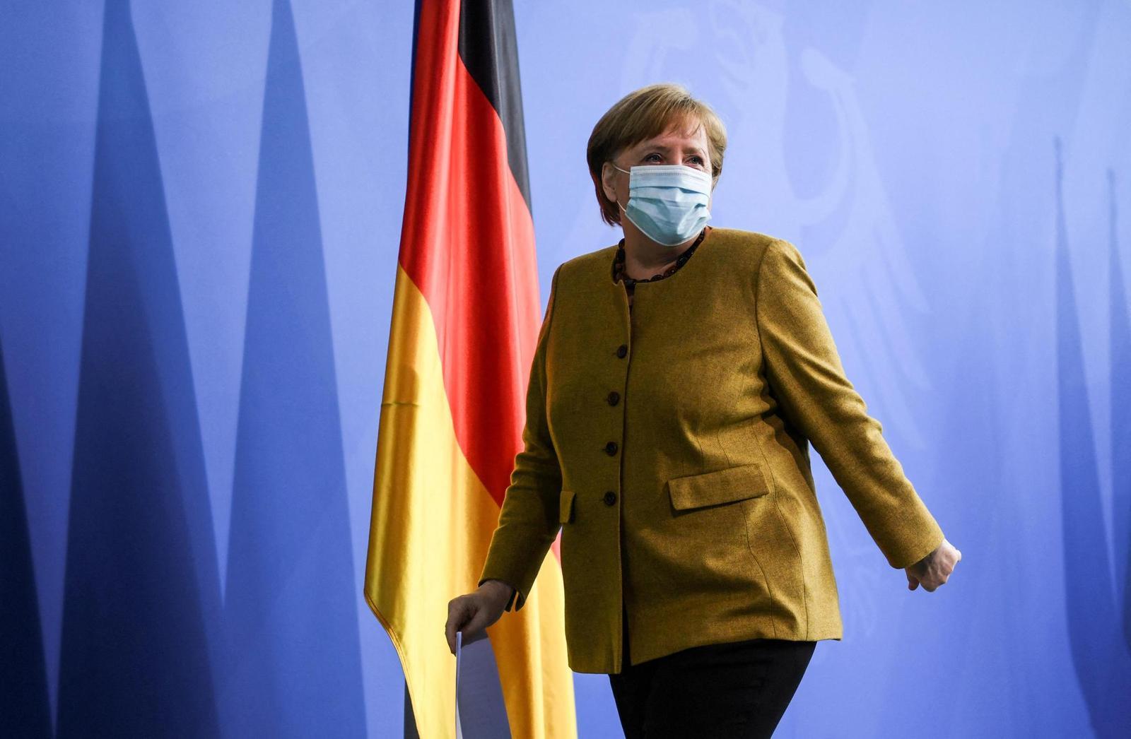 Allemagne : La droite divisée sur la succession de la chancelière Angela Merkel