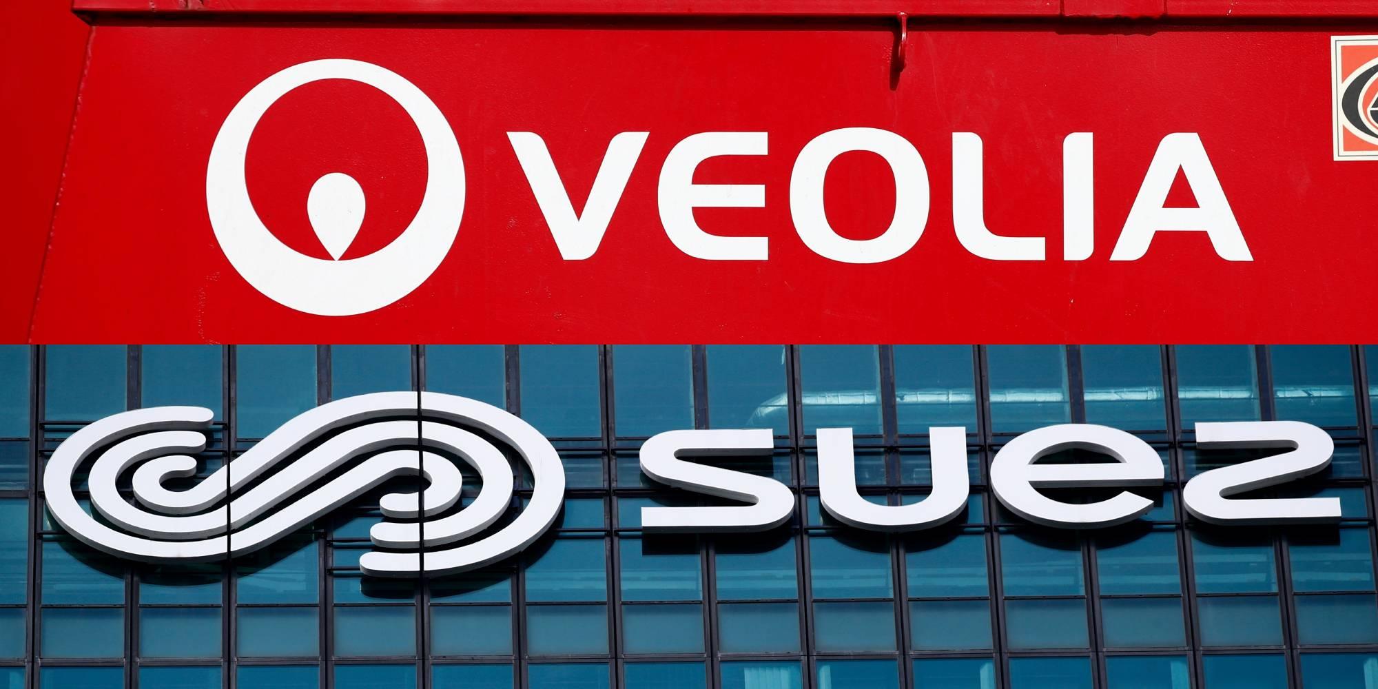France : Suez et Veolia parviennent à un accord sur la voie d'une fusion