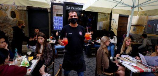 Déconfinement : L'Italie renoue tout en prudence avec un peu de normalité