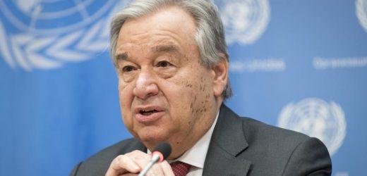 Le secrétaire général de l'ONU reconnaît l'échec des discussions informelles sur Chypre