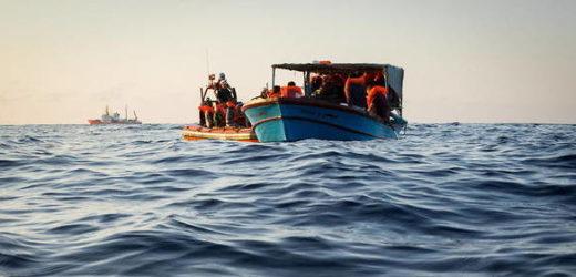 Méditerranée : Sauvetage de plus de 1.400 personnes migrant vers l'Italie