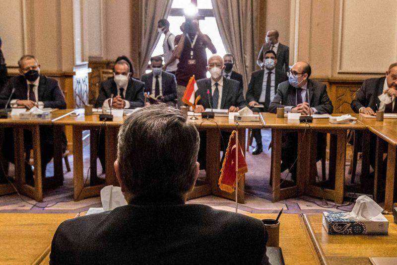 Diplomatie : vers une normalisation entre l'Egypte et la Turquie