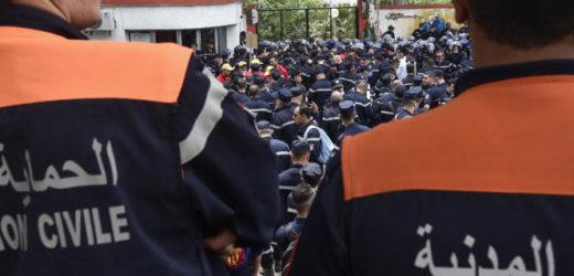 Algérie : 230 pompiers sévèrement punis pour leurs revendications salariales