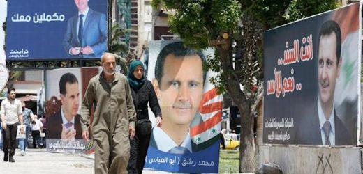 Les capitales occidentales voient d'un mauvais œil l'élection présidentielle en Syrie
