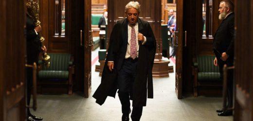 Royaume-Uni : L'ex-speaker John Bercow quitte les conservateurs
