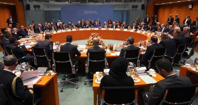 Une nouvelle conférence internationale sur la Libye s'ouvre à Berlin