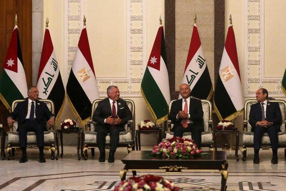 L'Irak, la Jordanie et l'Egypte se réunissent dans le cadre d'un sommet à Bagdad