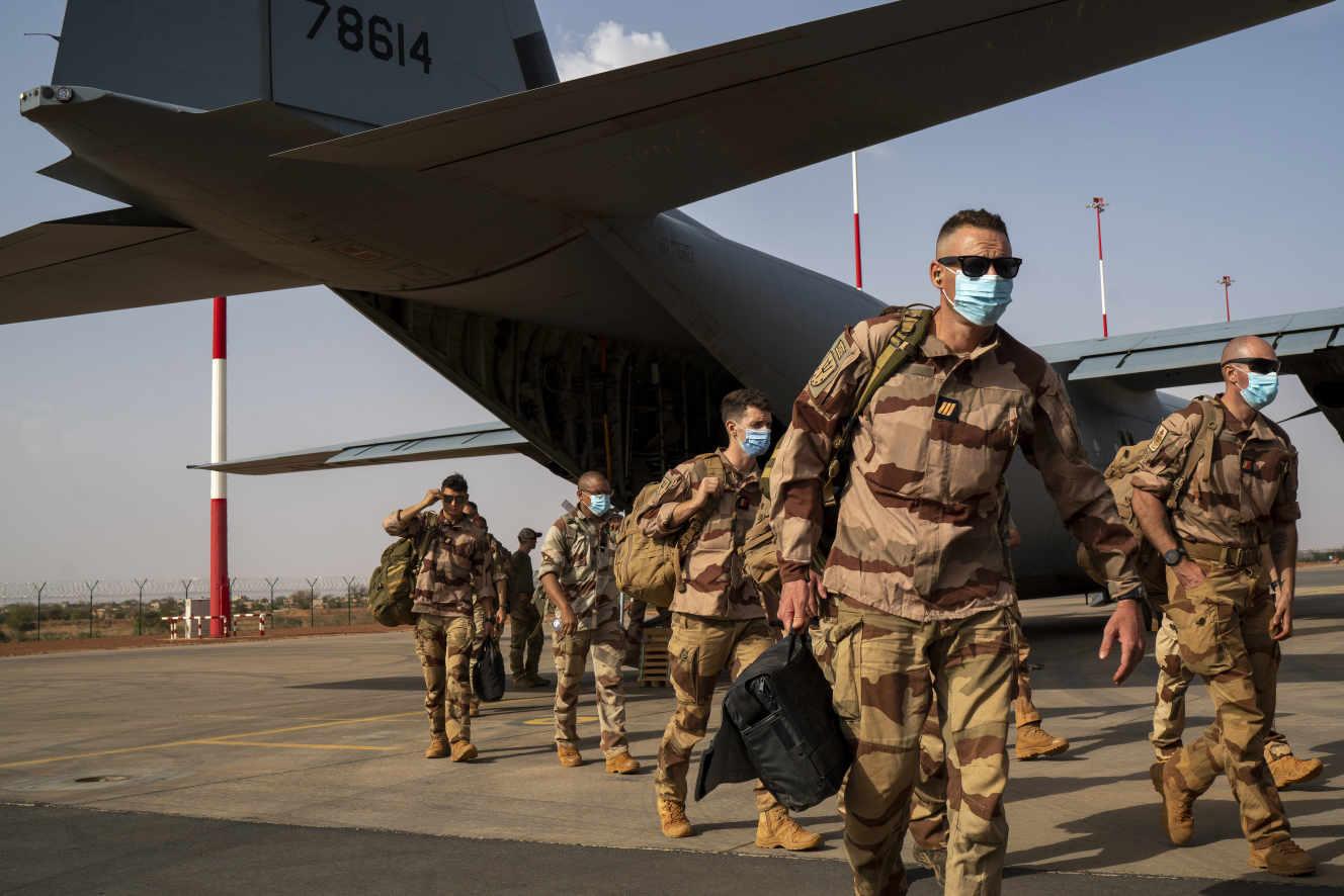 Sahel : la fin de Barkhane prévue pour le premier trimestre de l'année prochaine