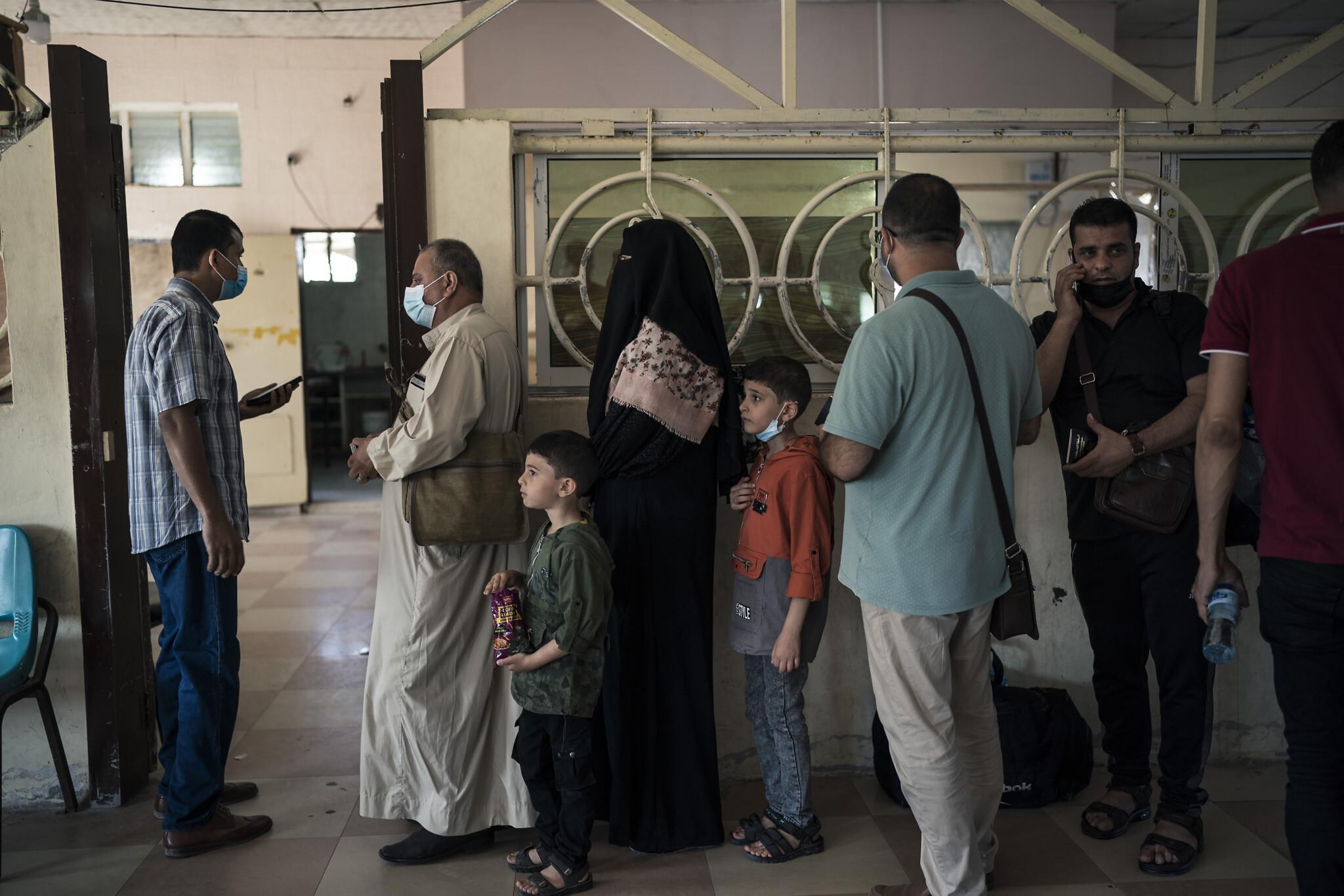 Le gouvernement égyptien annonce la fermeture du point de passage de Rafah