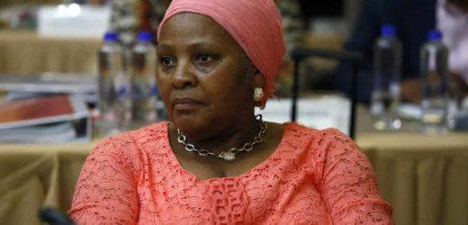 L'ancienne ministre Mapisa-Nqakula élue présidente du Parlement sud-africain