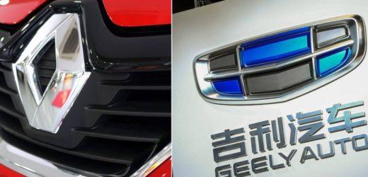 Chine : le français Renault s'allie avec le groupe local Geely pour la production de véhicules hybrides