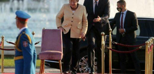 De passage en Serbie, Merkel défend l'entrée à l'UE, des pays des Balkans