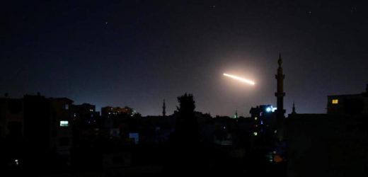Les Syriens accusent Israël d'avoir mené de nouvelles frappes aériennes près de Damas
