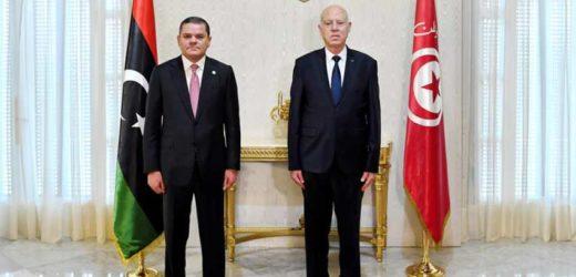 Statu quo dans les relations tuniso-libyennes après la visite de Dbeibah à Carthage