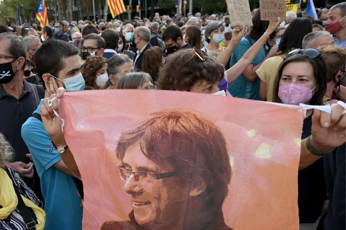 Arrestation en Italie de l'ancien président catalan Carles Puigdemont