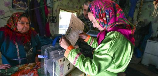 Début des élections législatives en Russie