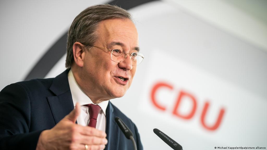 Allemagne : Laschet hausse le ton face à Scholz lors d'un deuxième débat électoral
