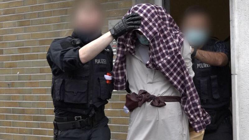 La police allemande avorte un projet d'attaque islamiste contre une synagogue
