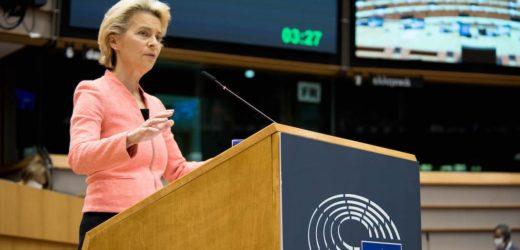 Discours d'Ursula Von der Leyen sur l'Etat de l'Union européenne
