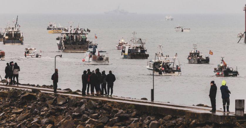 Nouvelle pomme de discorde entre Français et Britanniques autour des licences de pêche