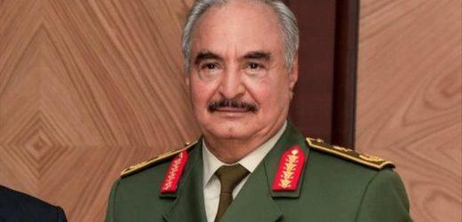 Libye : Haftar quitte provisoirement ses fonctions militaires pour briguer la présidence