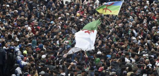 La justice algérienne dissout une ONG proche du Hirak