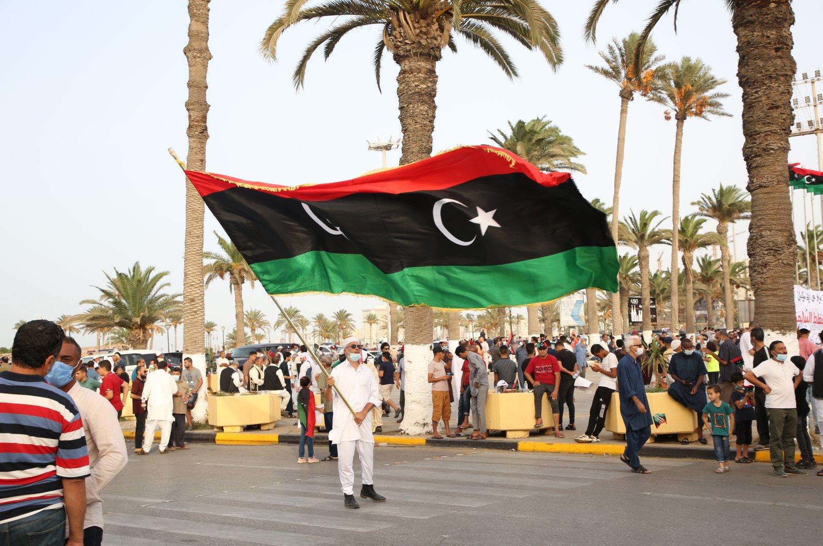 L'ONU prolonge sa mission de paix en Libye