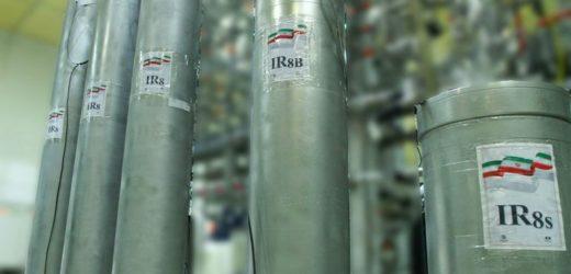 Le stock d'uranium enrichi à 20% en Iran dépasse la barre des 120 kg