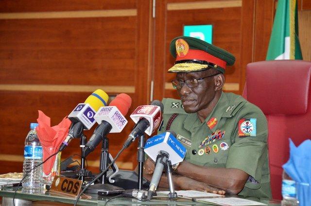 L'armée nigériane annonce la mort du chef de l'Iswap
